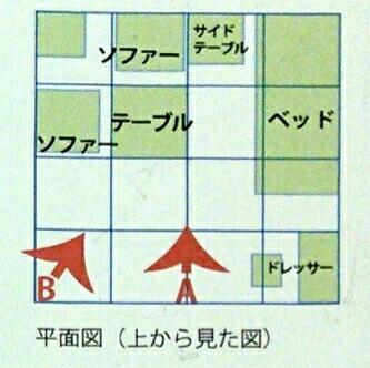 部屋平面図