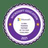 Microsoft Education Global Training Partner of the Year (Thailand) 2021
