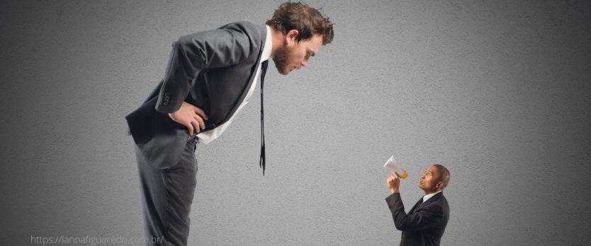 abuso tática de rebaixar