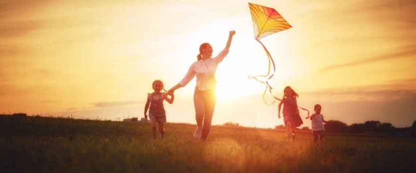 Brincadeiras com os filhos benefícios