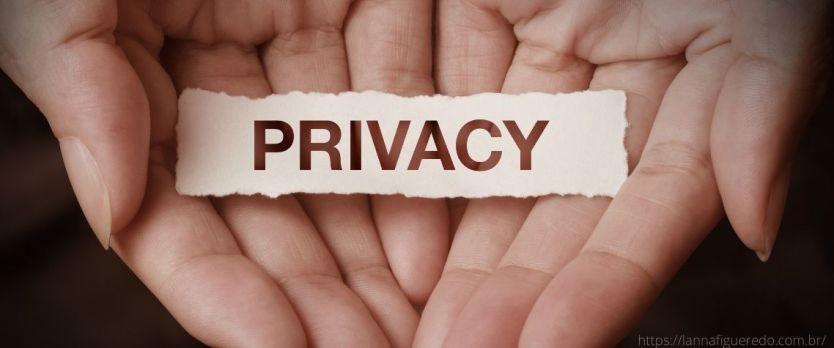 proteger sua privacidade