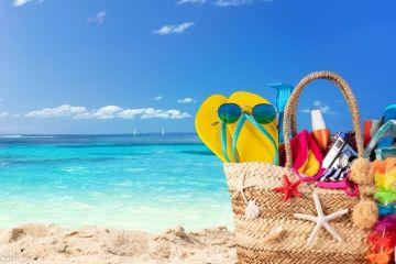 o que levar para a praia