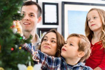 Quando montar a árvore de natal
