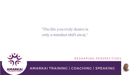 Amarkai Coaching Banner – Black Business Listing