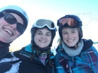 La bande at Station de Ski Lac Blanc