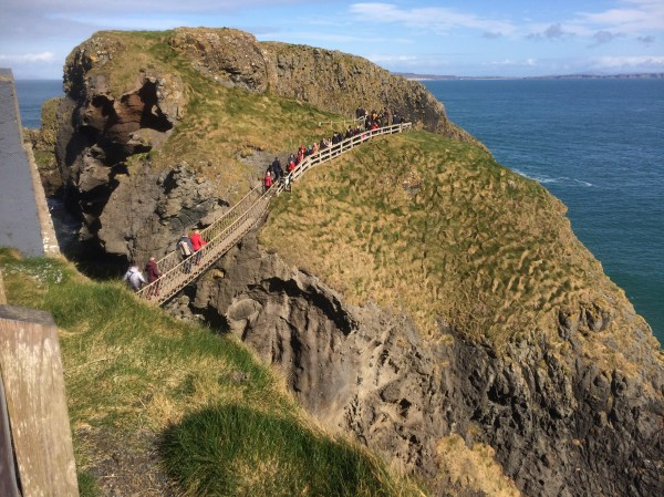 Magic in Northern Ireland   La Nomade Solitaire