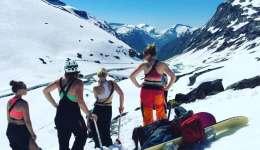 Où partir skier cet été en Norvège ?