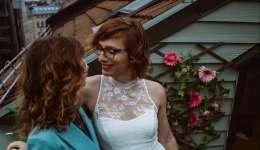 Portrait de Mathilde, militante engagée pour la cause LGBT+