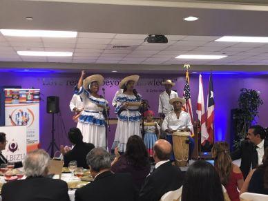 El grupo musical Cueros y Chonta