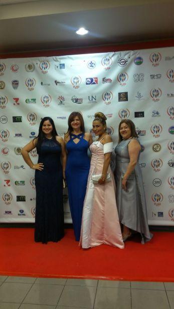 Rosana Cantillo, Marybel Torres, Ariela Diaz y Roxana Corcuera