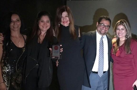 Nubia Neme, Rochy Cantillo, Marybel Torres y Wilder Gomez y Janet Seminarios Palacios