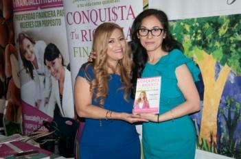 Alexia Ramírez y Drelly Ríos.