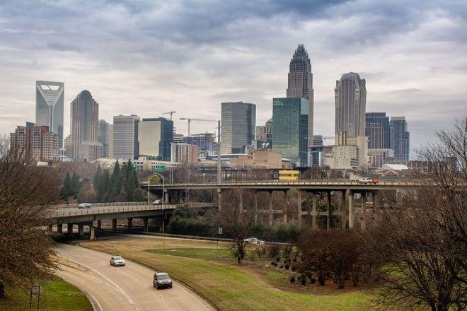 Charlotte en Carolina del Norte: la Ciudad Reina