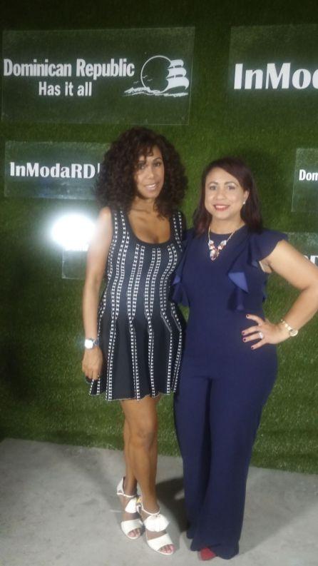 Wendy Regalo, directora de la Oficina de Turismo de RP en Miami y Yaniris Felipe, Directora de Medios