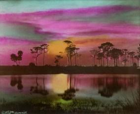 Esmond pintura