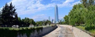 Un recorrido por la icónica Santiago de Chile