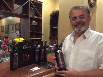 Denis Morange distribuidor del vino Chateau Ksara