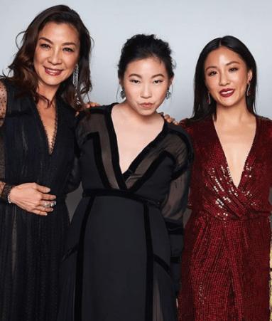 Hollywood: aumentan los rostros asiáticos en la gran pantalla