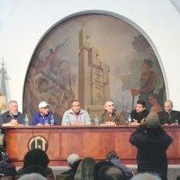 La CGT recibió a la Iglesia y a movimientos sociales