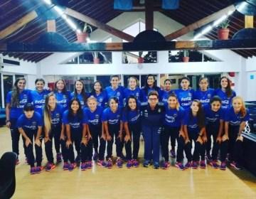 Dos tucumanas viajan a Ecuador para jugar el Sudamericano Sub 20