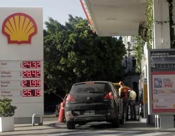 Shell aumentó los precios y el litro de la nafta premium roza los $30