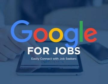 """Google lanza su función """"Empleos"""", para facilitar la búsqueda laboral"""