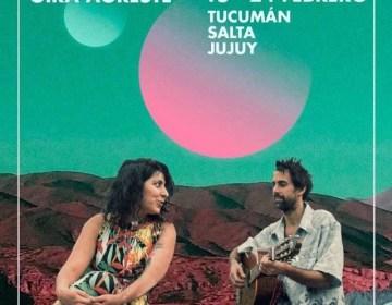 Sofia Viola y Ezequiel Borra tocarán en Tucumán
