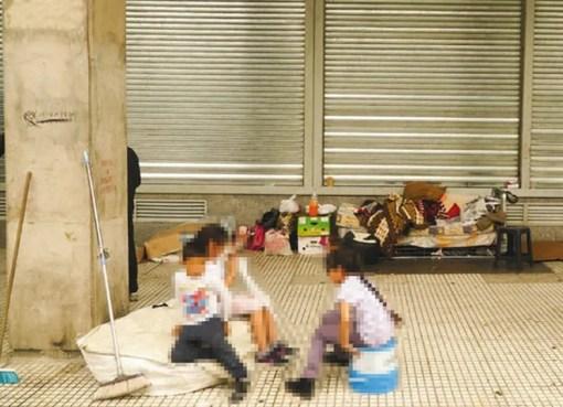 En 2018, otros 2,5 millones de personas cayeron bajo la línea de pobreza en Argentina
