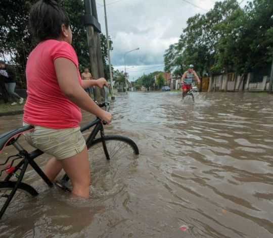 Acostumbrarse a las inundaciones