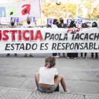 """""""Gobernador usted tiene dos hijas"""": La periodista que enfrentó a Manzur por el femicidio de Paola Tacacho"""