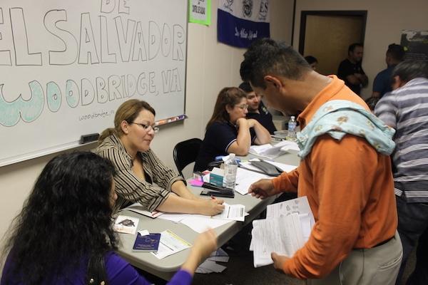 Consulado de El Salvador atenderá en Chapel Hill