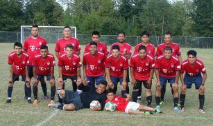 Foto del equipo: Bayer Munchen