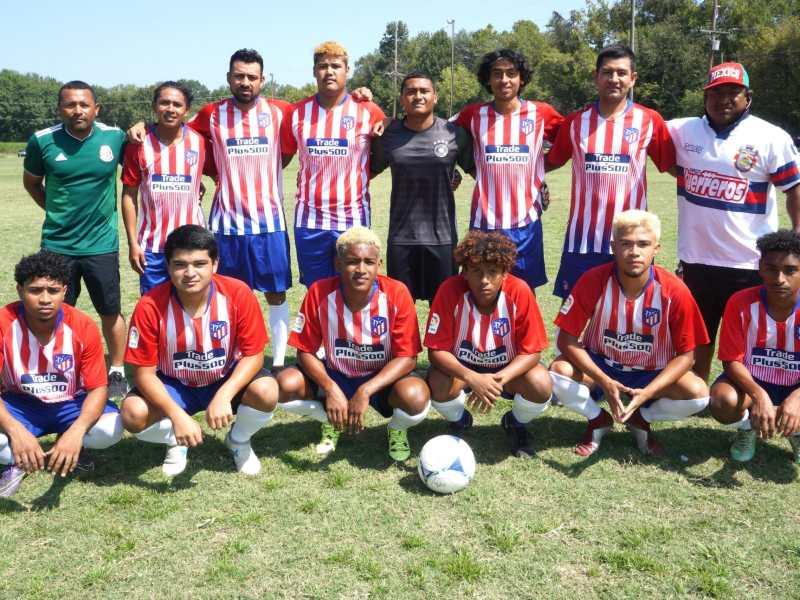 Foto del equipo: Guerreros Boys