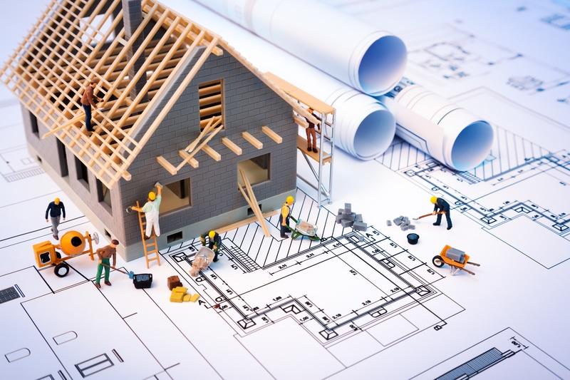 Plano/gráfico de una casa