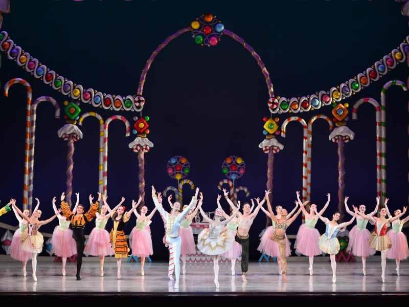 Charlotte Ballet's Nutcracker