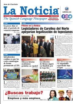 La Noticia Charlotte Edición 1069