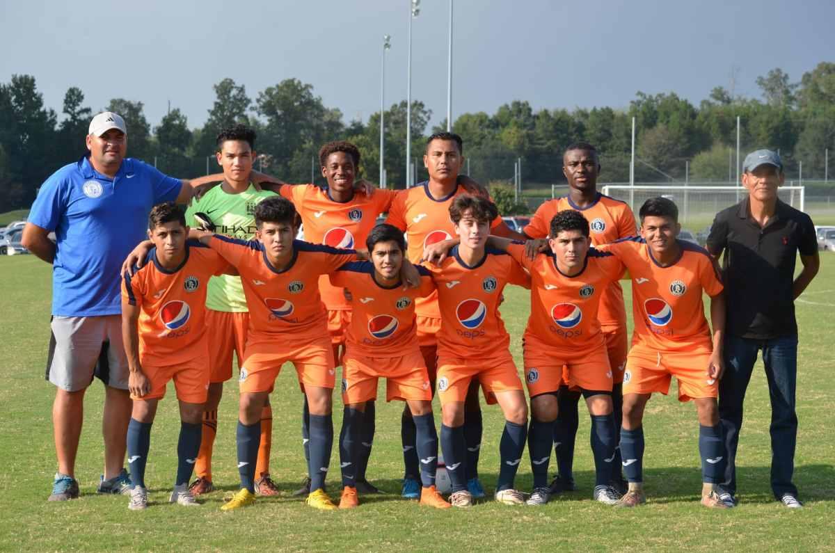 Foto del equipo: CD Motagua