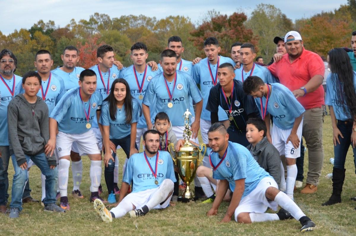 Foto del equipo campeón: Deportivo Copán