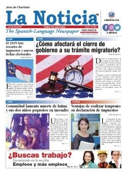 La Noticia Charlotte Edición 1082