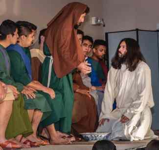 Pasion de Cristo 2019 en Nuestra senora de Guadalupe - 7 of 15