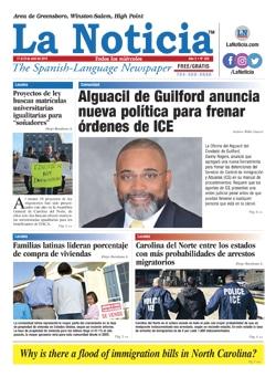 La Noticia Greensboro Edición 326