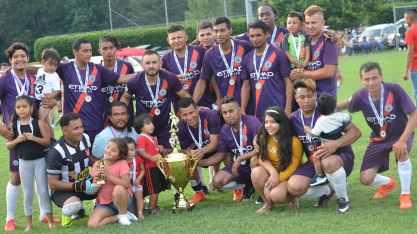 2- Kabillos FC - Campeon Categoria A
