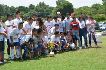 3- CD Pacifico - Campeon Categoria B-1