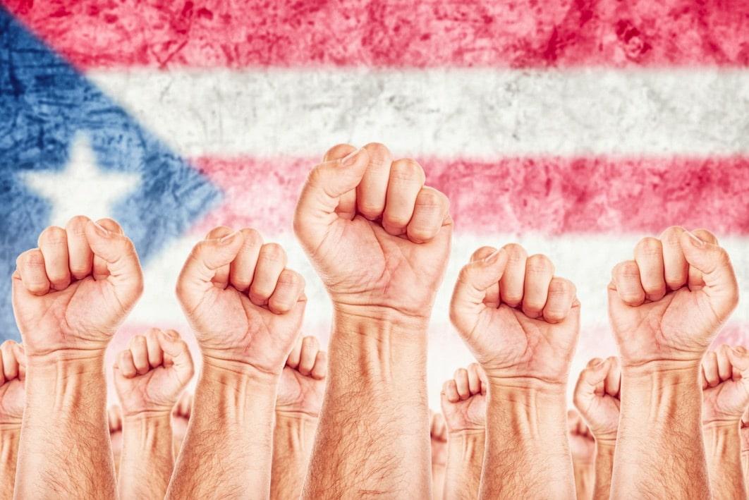 Puertorriqueños de las Carolinas se unen a jornada de protestas este sábado