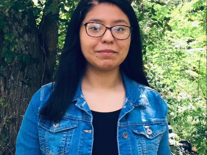 Estudiante del Año: Aide Oropeza