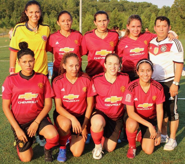 Tan solo quedan 8 equipos en competencia en el Torneo femenino