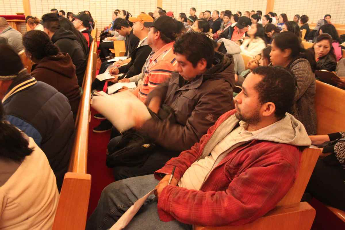 Invitan a taller para conocer los derechos de los inmigrantes en Asheville