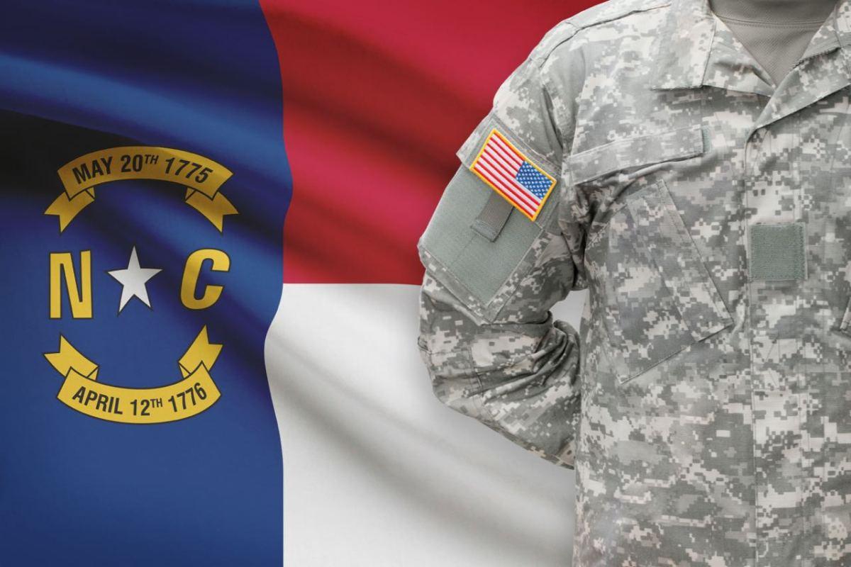 Carolina del Norte pierde $80 millones en proyectos de bases militares por muro fronterizo