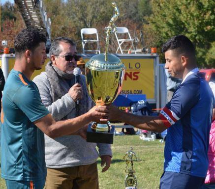 Campeones y más campeones en Ramblewood Park