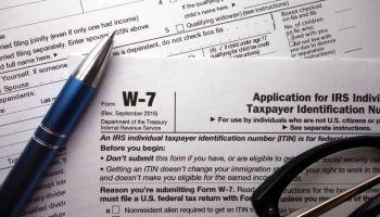 Solo le queda un mes para renovar su número ITIN (W-7) para declarar impuestos